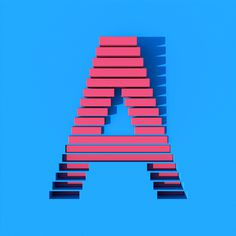 Alphabet. on Behance #type #image