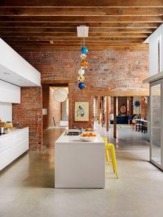 O projeto Chaser: Casas para inspirar | Restauração Divina #interior #design #decoration #deco