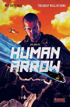 Human Arrow by Ashwin Kandan