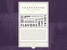 We All Scream for Bourbon & Honey Ice Cream #handcrafted #elegant #clean