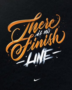 There is no Finish Line by kobbymendez