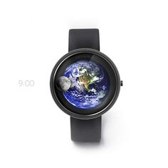 Earth and moon watch | 123 Inspiration #russia #moon #watch