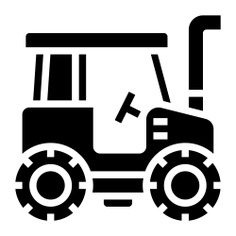 See more icon inspiration related to tractor, farming and gardening, agriculture, side view, transportation, vehicle, profile and transport on Flaticon.