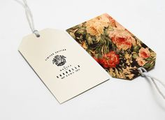MONICA on Behance #tags #branding