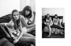 U.I.WD.'s Projects #brunotatsumi #bruno #tatsumi #fashion #editorial