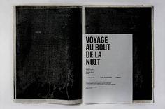 Caroline Aufort #print #design #graphic #publication