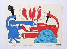 todd-james-exhibition-2.jpg (540×401) #illustration