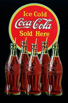 58 Vintage Ads Featuring the Coca-Cola Bottle: The Coca-Cola Company