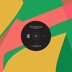 Mount Kimbie CSFLY Remixes Leif Podhajský #simple #album #color