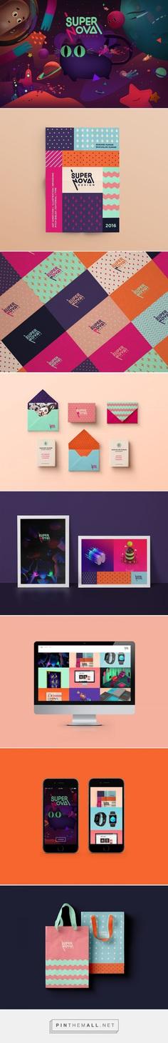Supernova Design Self Branding   Fivestar Branding Agency – Design and Branding Agency & Curated Inspiration Gallery