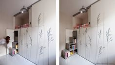 8 sqm Maid's Room Renovation #interior #ideas #apartment #design