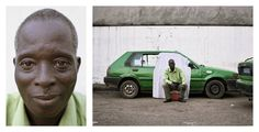 Some Taxi Drivers by Angus Mackinnon