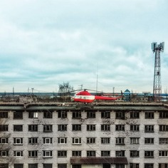 Abandoned Russia: Stunning Urbex Photography by Alexei Polyakov