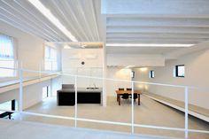 Turn, Turn, Turn by Hisanori Ban #interior #minimalist #japanese #architecture
