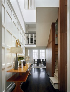 Historic Central Park Triplex, Manhattan / SheltonMindel