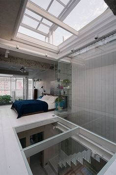 Old Three-Story Townhouse Renovated in Taipei 12