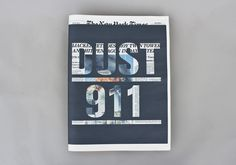 DUST 911 (a self initiated project). on Behance #magazine