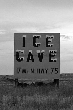KID DELIGHT #sign #type #ice #cave