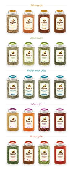 Viungo Spices #packaging #design #package #concept