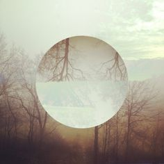 tumblr_lylf6eRdj91qaxajao1_500.jpg (500×500) #trendy #fog #instagram #design #trend #mountains #trees