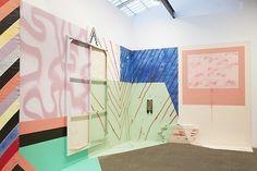 Sarah Cain #color #spaces #art #interiors