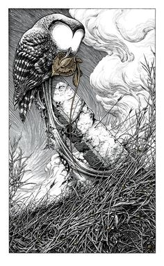 Aaron Horkey #illustration #poster