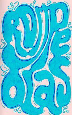 """Rompeolas"" by Molly Yllom #illustration #character #design"