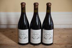 Jessica Hische Mahonia Vineyard #hische #packaging #wine #jessica #typography