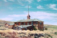 Mathieu Bories Portfolio #ghost #mathieu #photo #town #bodie #bories #vintage #california