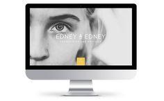 Edney & Edney branding and website design, by Redspa http://redspa.uk