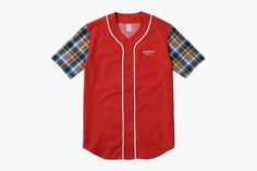 supreme denim flannel baseball shirt 02 #baseball #denim #menswear #supreme
