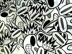 Fábio Tenório aka BIRITA » > Blog #birita #streetart #street #fabio #poster #art