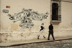 No te detengas | Flickr - Photo Sharing! #graffitti #illustration #street