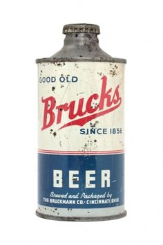 PrettyClever #beer #bottle #packaging #brucks #can