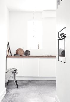 Kitchen @ Vedbaek House IV by Norm.Architects. #vedbaekhouseiv #normarchitects #kitchen