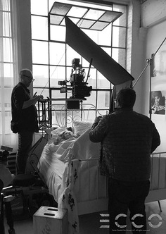 Ben Medina, Duncan Cole and Helena Grace Donald in ECCO (2019) #film #movie #bts #location #spythriller #eccomovie