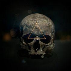 skull album art by torvenius on deviantART