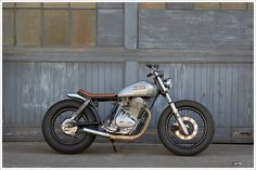 1980 Suzuki GN400 – Holiday Customs