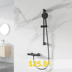 Blacksmith #Shower #Hose #from #Xiaomi #Youpin #- #BLACK