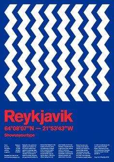 #poster #Reykjavik