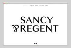 Sancy & Regent (cool parallax scrolling effects)