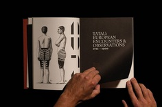 Book design by New Zealand-based studio Inhouse for Tatau, a publication on the history of Sāmoan tattooing