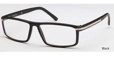 Black, CAPRI LUIS Eyeglasses