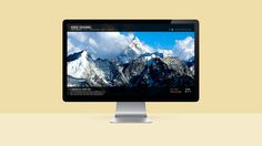 www.brandnu.co.uk - Roger Cracknell Photographer website design #site #fullscreen