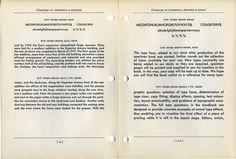Linotype Futura Medium type specimen #futura #type #specimen
