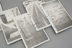 Walrus journals - Working Format #sketchbooks #handmade