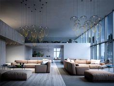 Ryosuke Fukusada Designеd Alysoid – Aluminum Suspension Lamps for Axo Light - InteriorZine