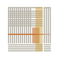 by Sallie Harrison #lines #pattern #geometric
