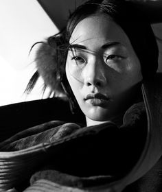 Qiu Hao | SURFACE China on the Behance Network #white #matthieu #hao #black #belin #photography #and #fashion #qiu