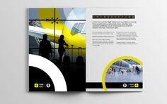 Dgoose Technologies Brochure #brochure #design #print